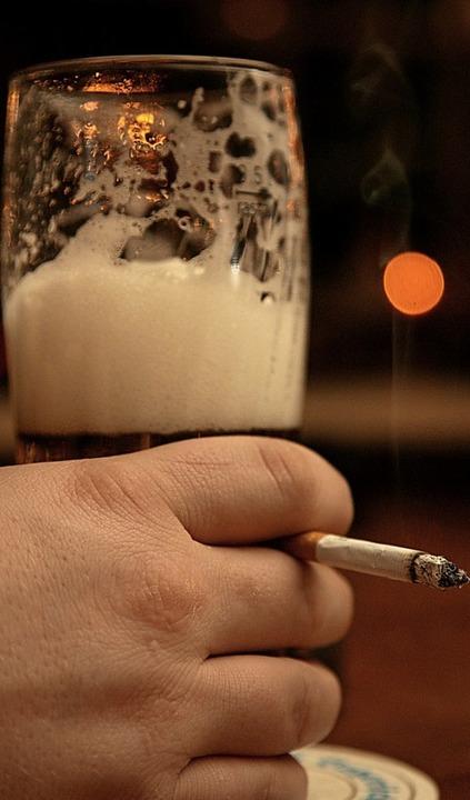 Basler Jugendliche rauchen und trinken weniger.   | Foto: Lukas Barth