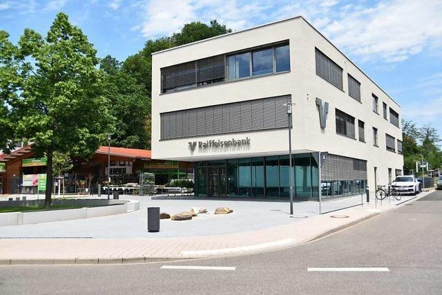 Die Raiffeisenbank Denzlingen-Sexau setzt auf nachhaltiges Wachstum