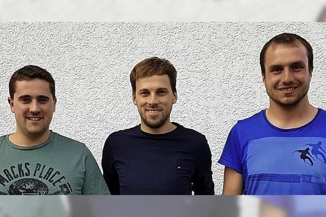Neues Trio führt die Hefelochblätzer