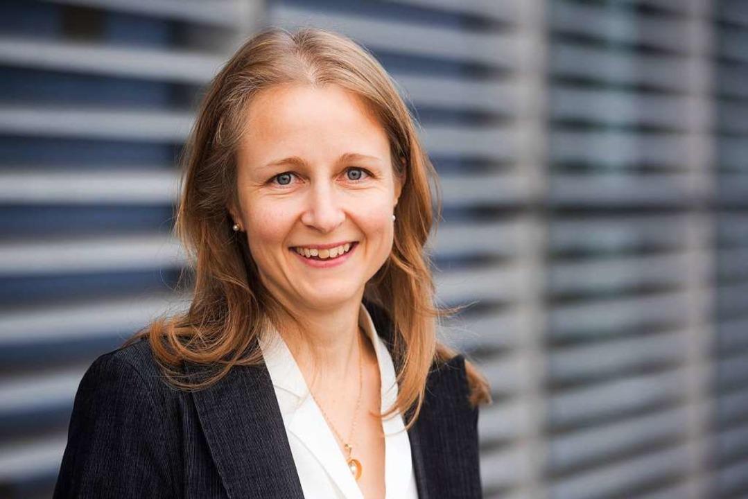 Maria Asplund  | Foto: Klaus Polkowski, Uni Freiburg