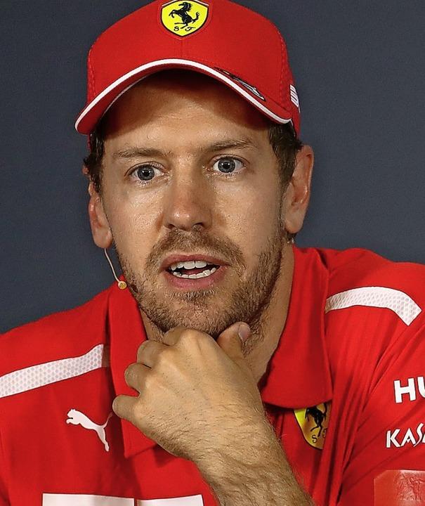 Sebastian Vettel  | Foto: Mark Thompson (AFP)