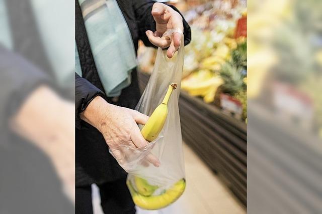 Aldi verlangt Geld für Plastikbeutel