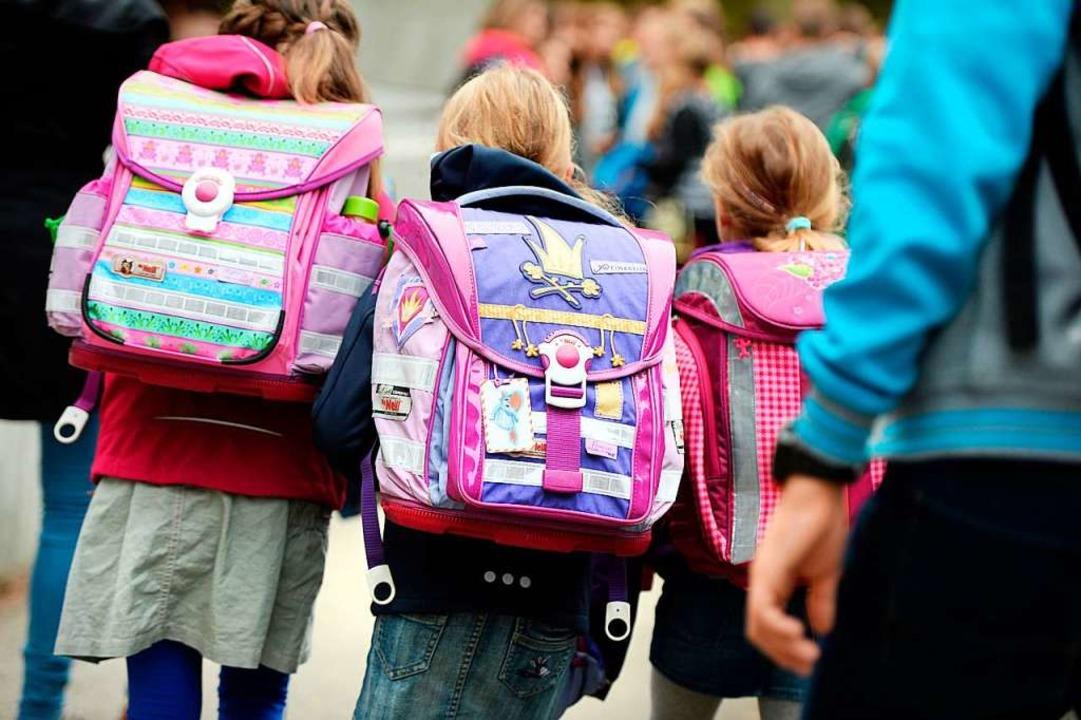 Wieder einmal wird in Baden-Württember...einen späteren Schulbeginn debattiert.  | Foto: Felix Kästle