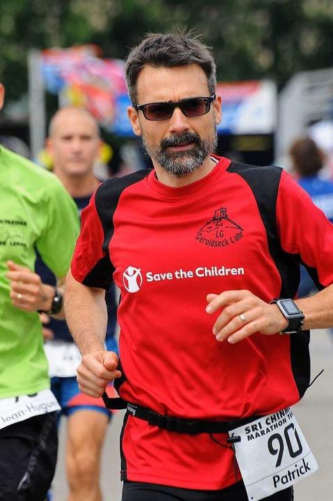 Patrick Obert  | Foto: Sri Chinmoy Marathon Team