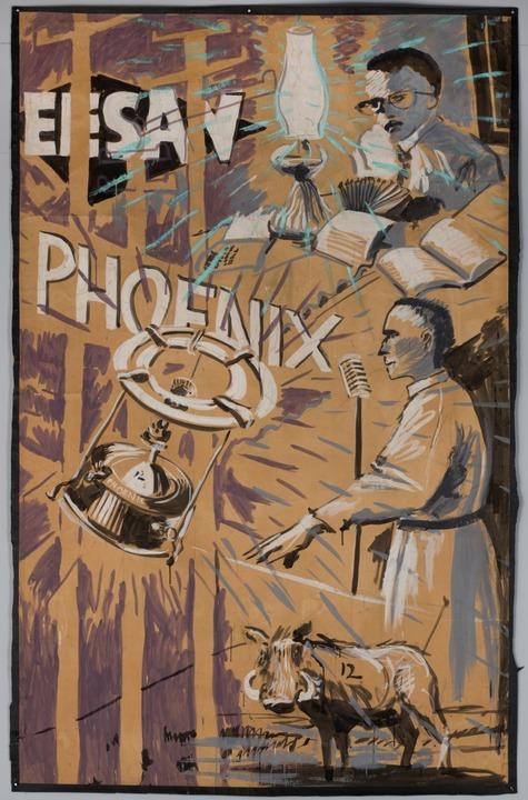 Zeichnung für Sophiatown, 1998  | Foto: Kunstmuseum