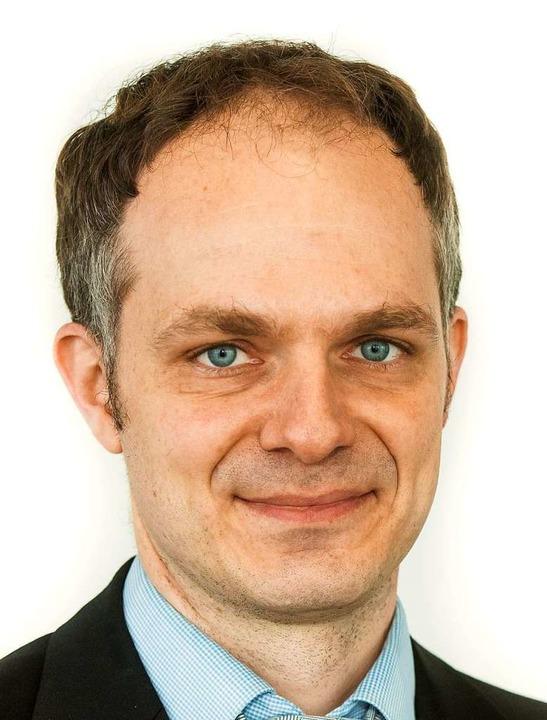 Thomas Brox ist Professor für Mustererkennung und Bildverarbeitung,   | Foto: Uni Freiburg