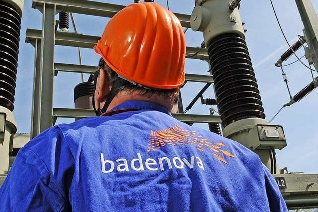 Badenova: Höherer Umsatz, aber weniger Gewinn