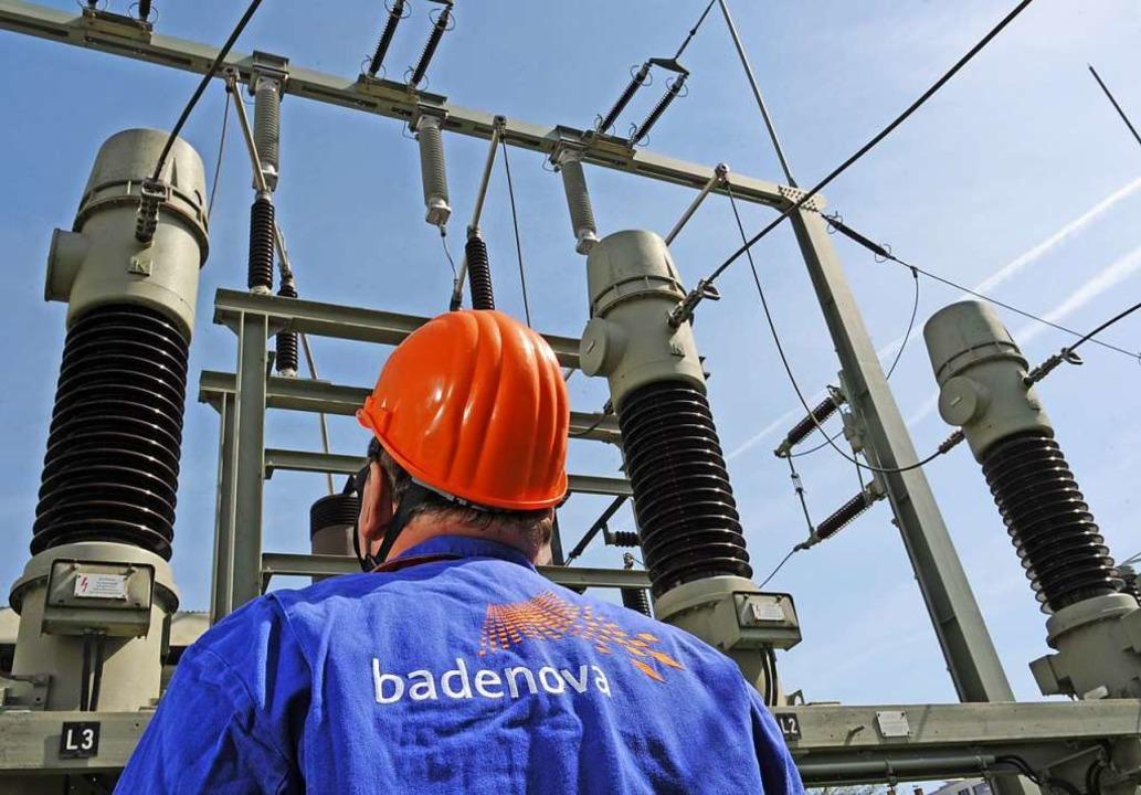 Badenova versorgt Südbaden mit Energie.   | Foto: Patrick Seeger