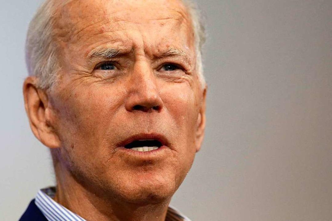 Joe Biden  | Foto: Joshua LOTT (AFP)