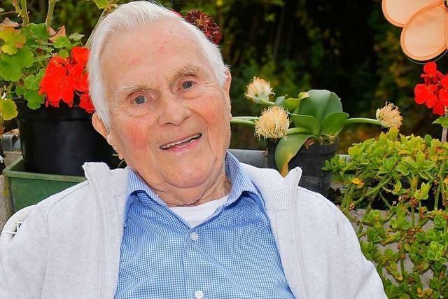 Trauer um Richard Bäuerle, eine Legende der Emmendinger Fasnet