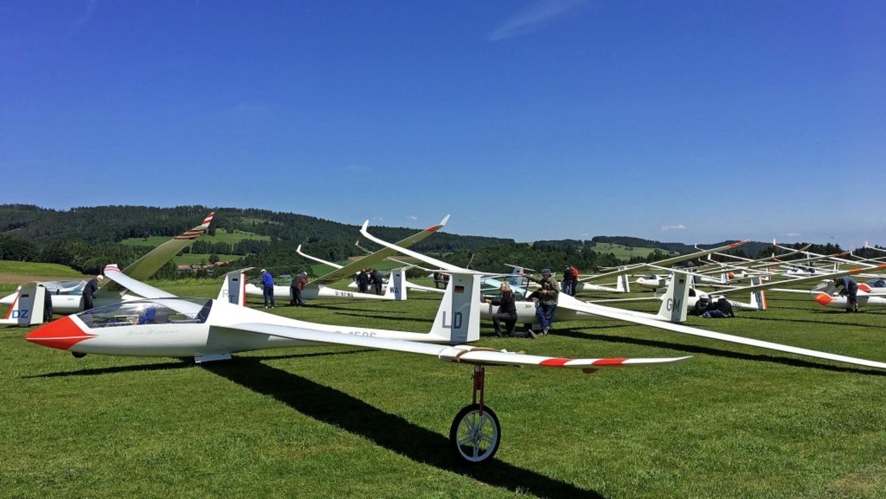 Da sah es noch gut aus: Am Samstag kon...sportgemeinschaft Hotzenwald</BZ-Foto>