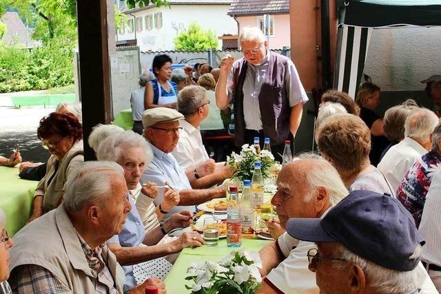 Festausschuss streicht Dächlefest in Wehr