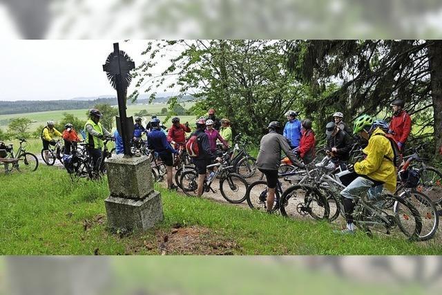 Geschichtliche Radtour