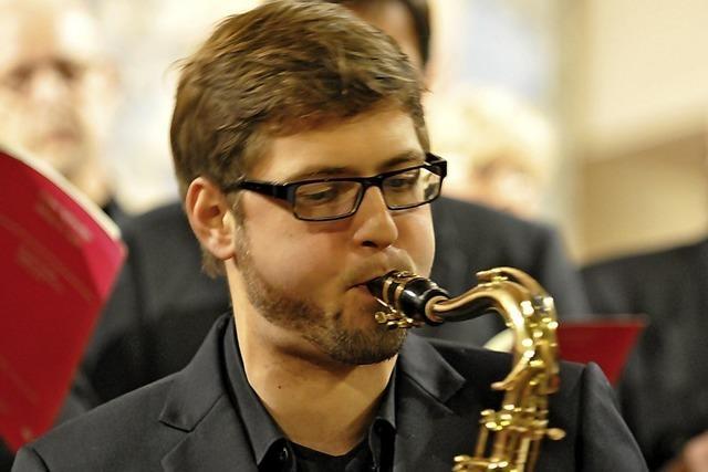 Von der Stadtmusik zum Uni-Professor