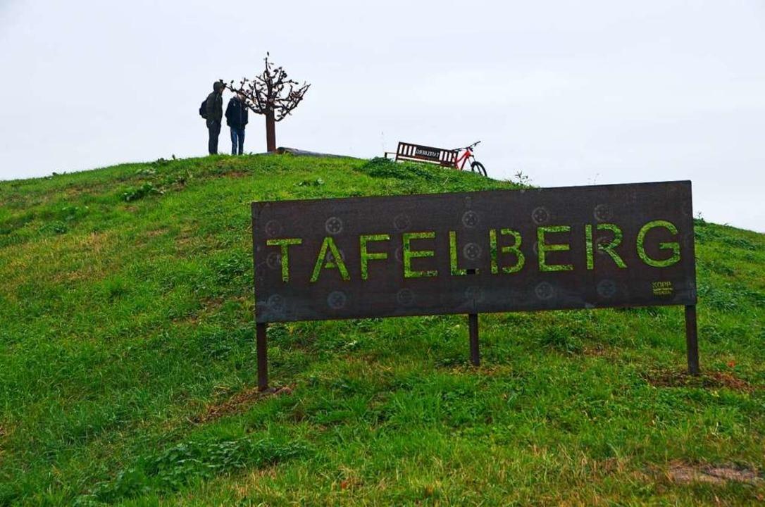 Inzwischen eine Marke für Freiluftveranstaltungen: der Emmendinger Tafelberg.  | Foto: Gerhard Walser