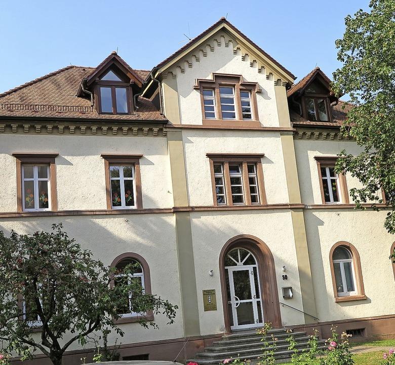 Die Brunwart-von-Augheim-Grundschule i... mehr Betreuungshilfe  in Randzeiten.   | Foto: Beatrice Ehrlich
