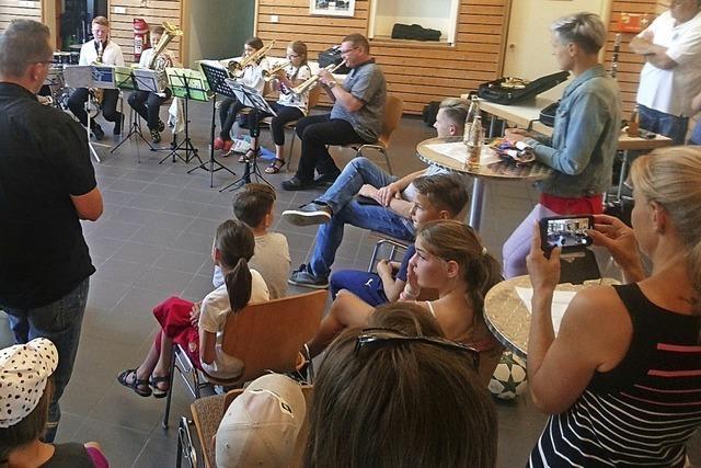 Märkter Musikverein setzt voll auf die Jugend