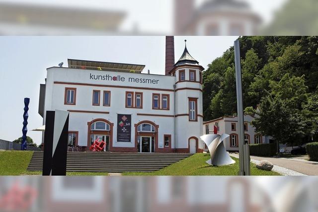 Brauereihalle als Kunsttempel
