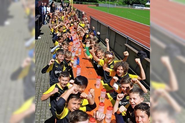 Trainieren wie die Bundesligaprofis
