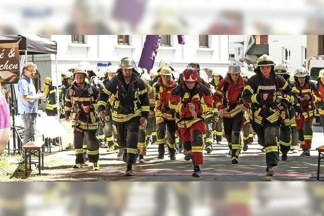 Gemütlich oder in Feuerwehrausrüstung