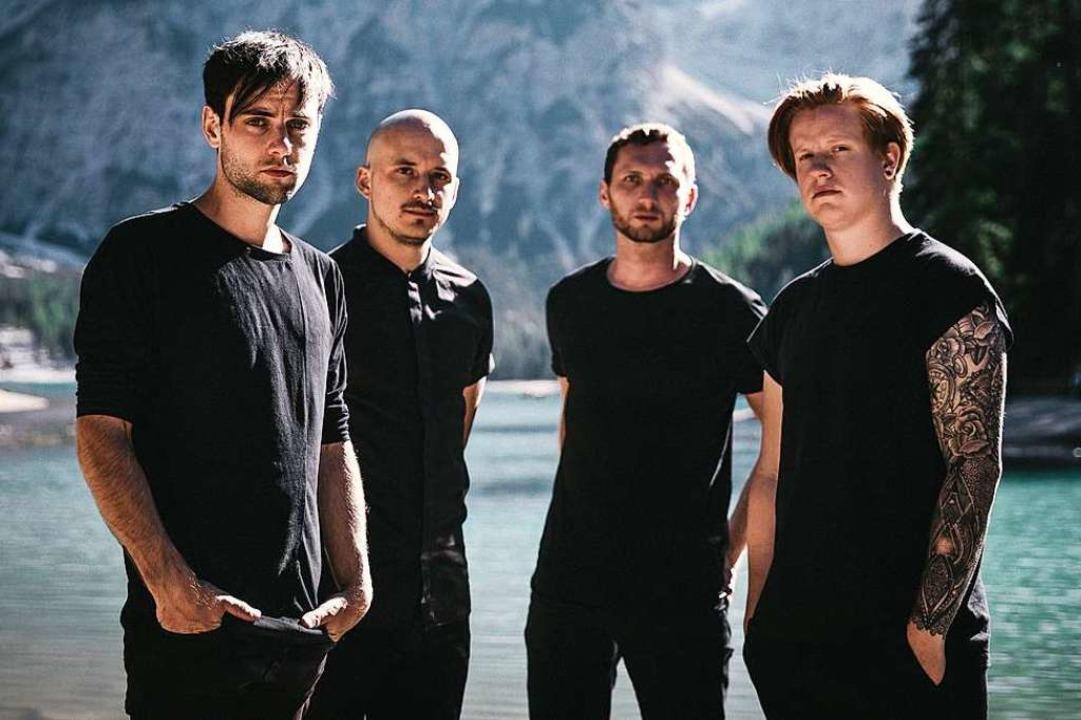 Nicolas Kuri (von links), Steffen Engl... Moser und Nicolai Hoch sind von Welt.  | Foto: Moritz Schreder