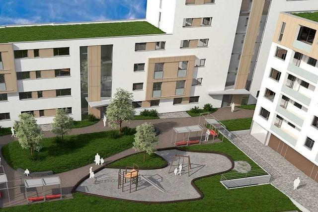 Die Baugenossenschaft Lörrach erwirtschaftet eine Million Euro Gewinn