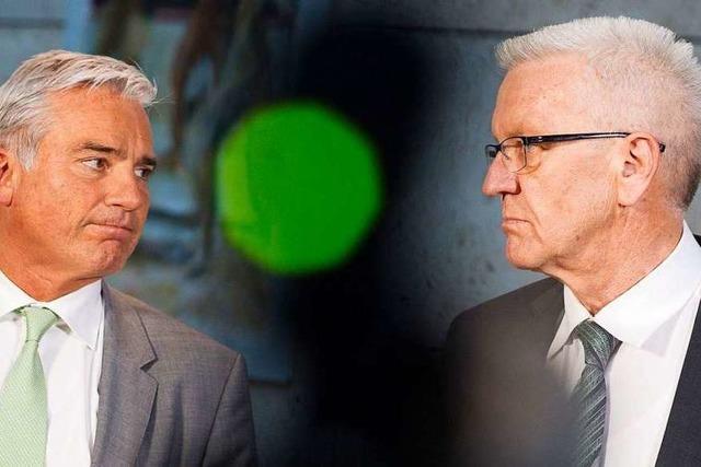 Innenminister Strobl will mehr Abschiebungen nach Afghanistan
