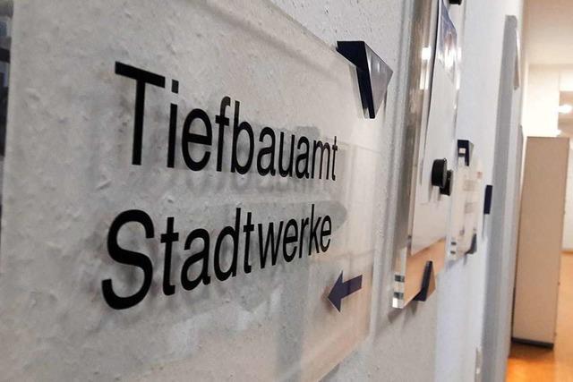 Das Schopfheimer Tiefbauamt soll mehr Personal bekommen