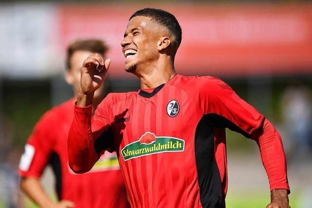 SC Freiburg leiht Chima Okoroji nach Regensburg aus