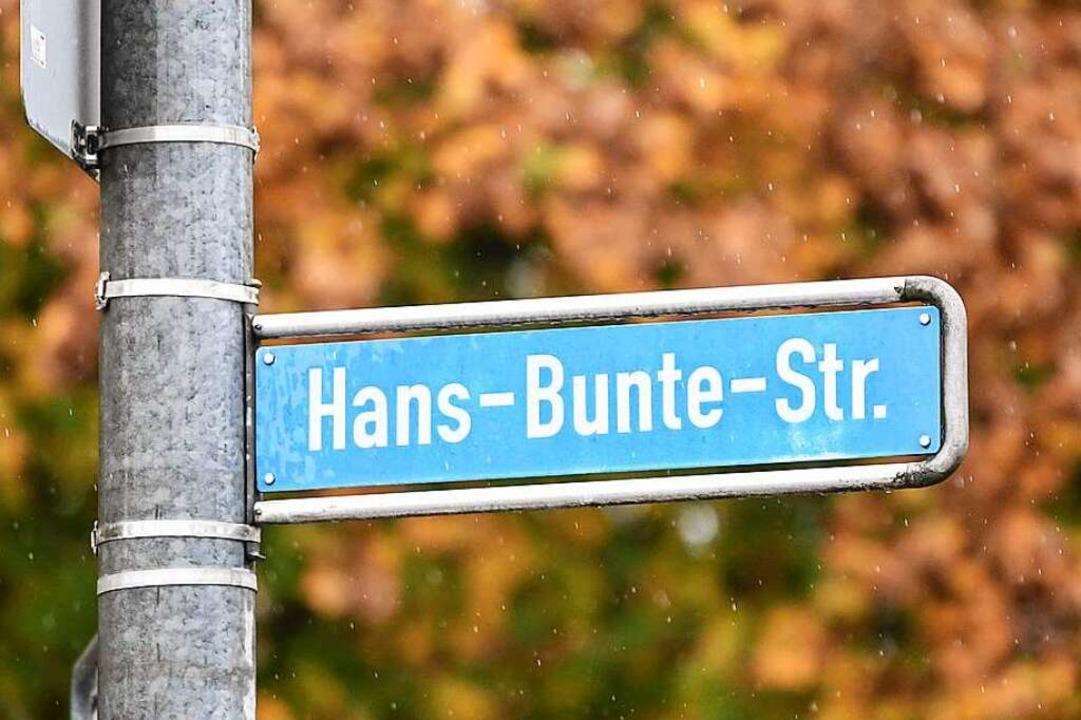 Ort der Freiburger Gruppenvergewaltigu...s-Bunte-Straße im Industriegebiet Nord  | Foto: Patrick Seeger