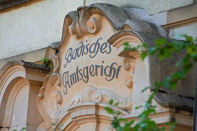 Ernüchterndes Urteil nach Bierflaschenwurf in Schopfheim