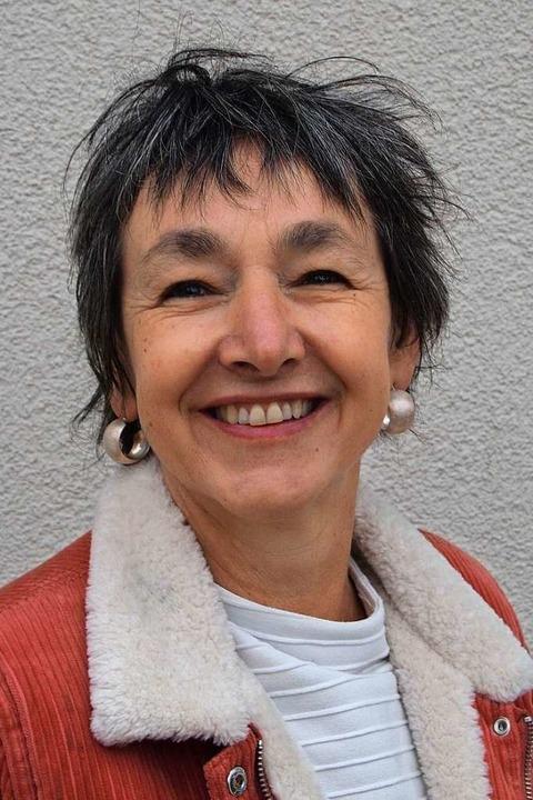 Brigitte Ludewig: die Ehrenkirchenerin...Grünen auch in den Kreistag einziehen.  | Foto: privat