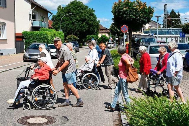 Warum die Seniorengesellschaft Steinen den Verkehr zählen will