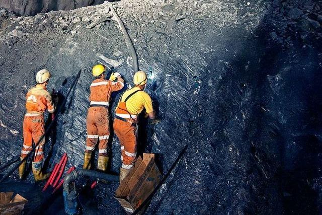 Brenner-Basistunnel entsteht mit Technologie aus Schwanau