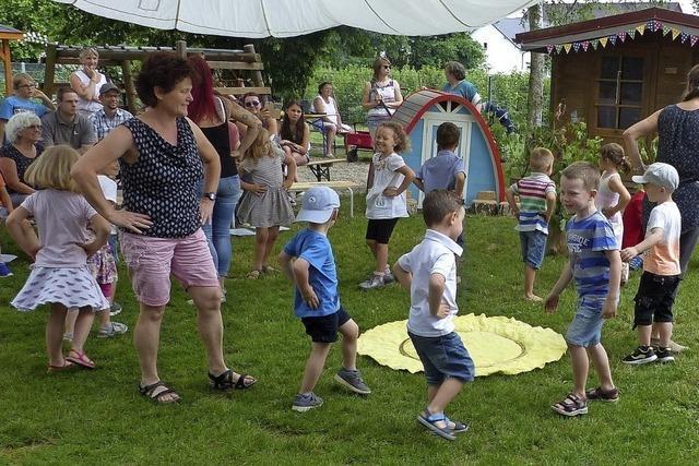 Sommerfest in Dundenheim