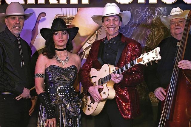 Herb Kraus & The Walkin' Shoes spielen beim Country Western Club Bad Säckingen