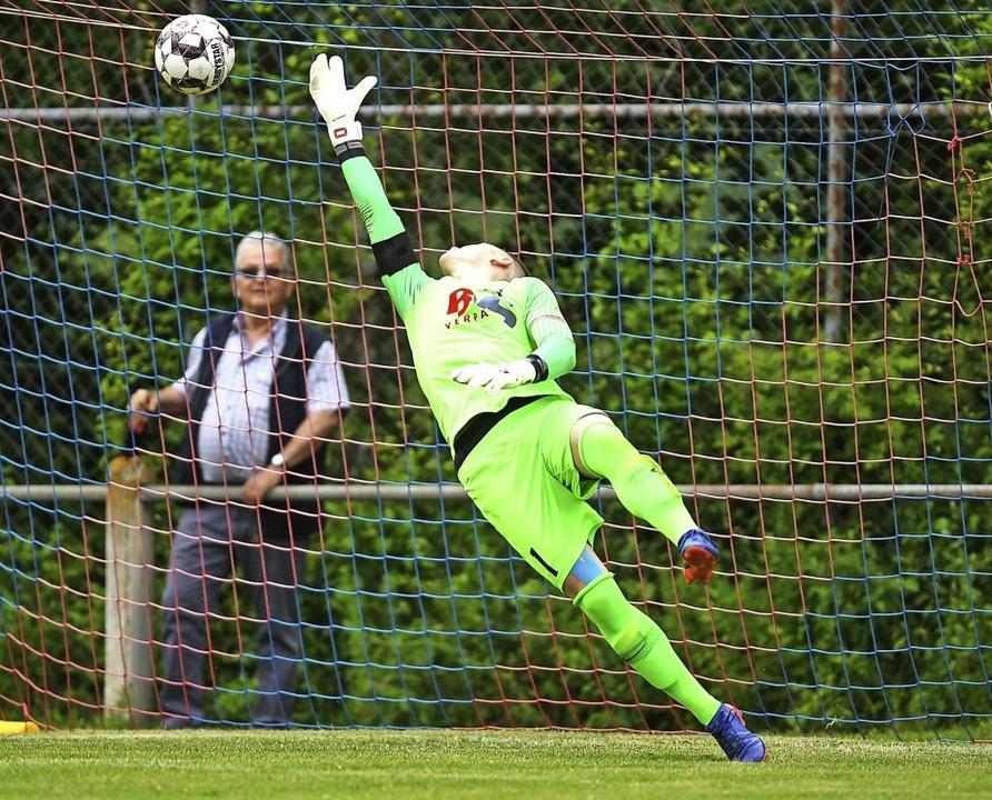 Wird das Meisterschafts-Endspiel in de...dafür tun, ebenso der FC Gutmadingen.   | Foto: Patrick Seeger