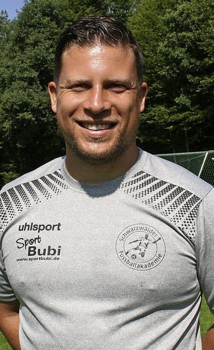 Steffen Breinlinger, Trainer des FC Gutmadingen  | Foto: privat