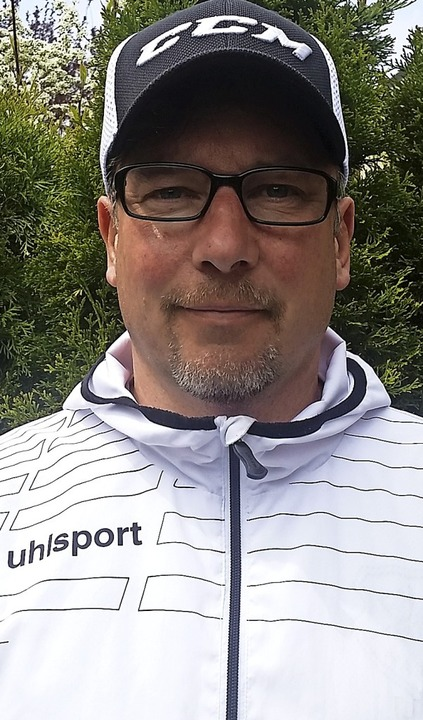 Michael Henseleit, Trainer des FV Marbach  | Foto: bz