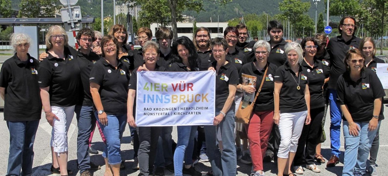 Das Orchester besteht aus Musikern aus...rbolzheim, Münstertal und Kirchzarten.  | Foto: privat