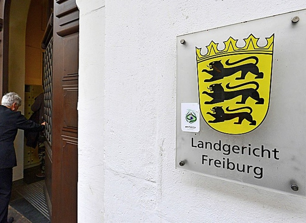 Landgericht  | Foto: Ingo Schneider