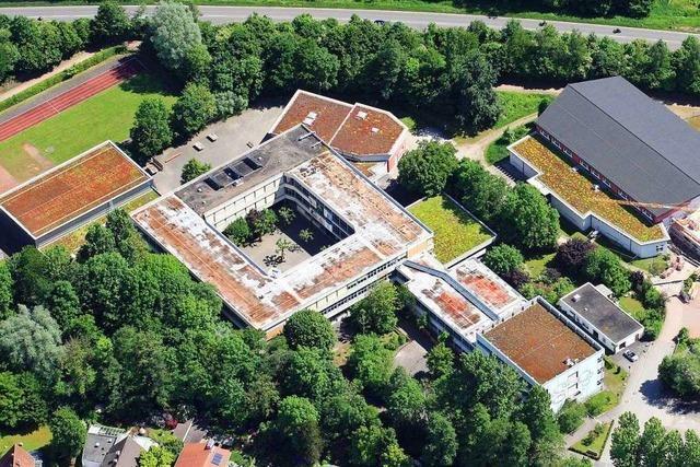 Zu viele Kinder wollen auf das Theodor-Heuss-Gymnasium in Schopfheim