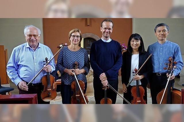 Berufsmusiker und Laien harmonieren