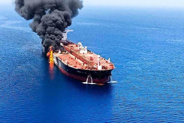 Warum die Spannungen am Golf von Oman so gefährlich sind