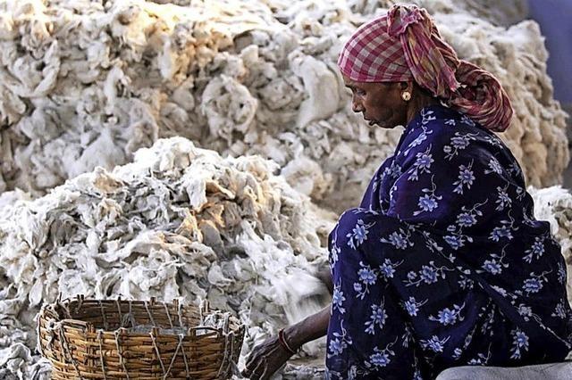 Kleinbauern und Umwelt schützen