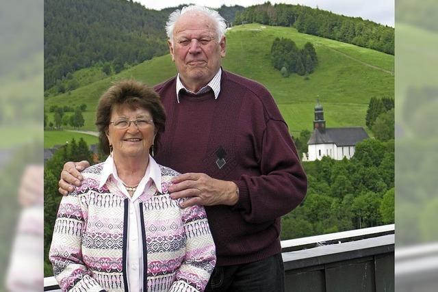 Seit 60 Jahren ein engagiertes Paar