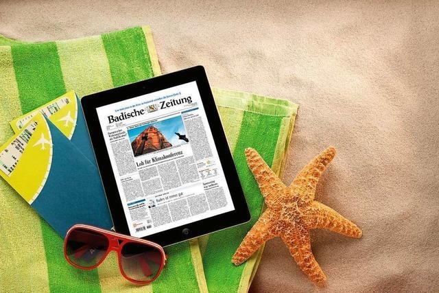 Der attraktive BZ-Urlaubsservice