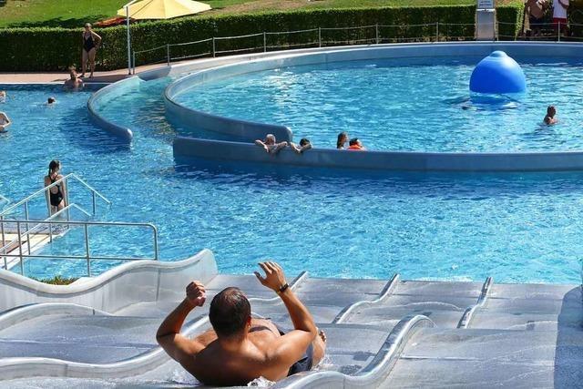 Das Lörracher Parkschwimmbad bekommt eine Security