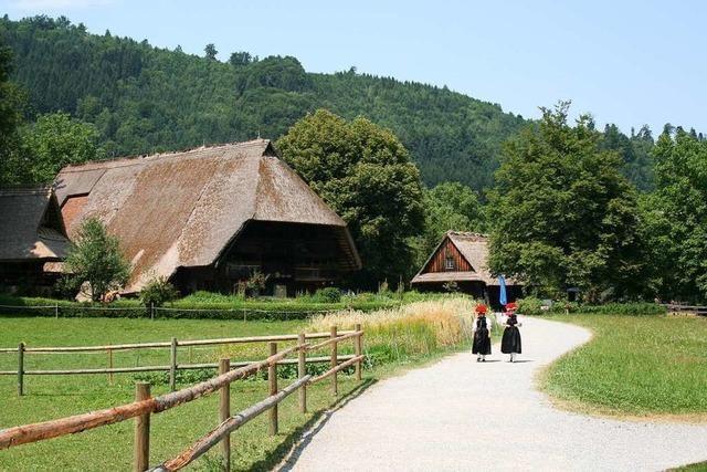 Besucherzahlen im Freilichtmuseum Vogtsbauernhof bleiben stabil