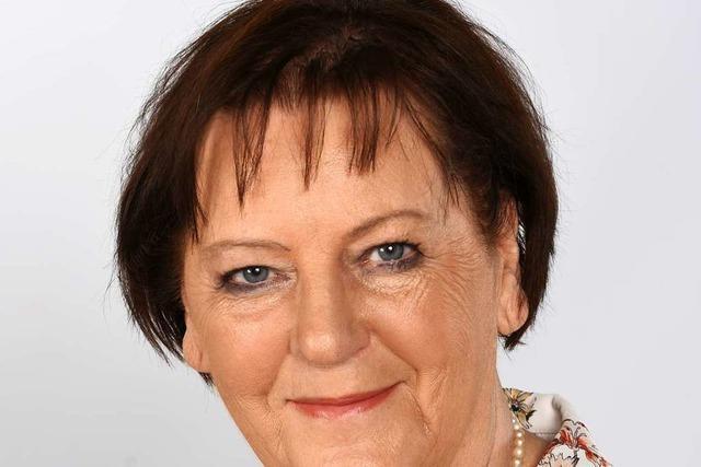 Christine Amann-Vogt ist mit 72 Jahren ins Lahrer Gremium gewählt worden